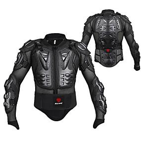 baratos Oferta Especial-Herobiker jaqueta da motocicleta corpo inteiro jaqueta de armadura espinha de peito de proteção engrenagem motorcross corrida de moto proteção