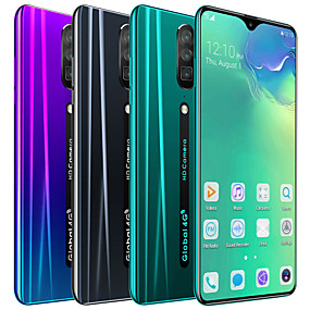 "preiswerte Smartphones-CECT CECT Rino 6.3 Zoll "" 4G Smartphone ( 3GB + 64GB 8 mp MediaTek MT6737T 4800 mAh mAh )"