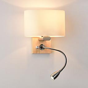 preiswerte Schwenkarm-Lampen-nordic style led indoor wandleuchte wohnzimmer schlafzimmer leselampe wandeinbau mit schwenkarmen led spot light white glass shade