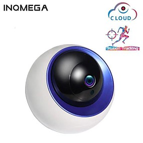 cheap Indoor IP Network Cameras-INQMEGA 4MP Cloud IP Camera Auto Tracking Wifi Camera Indoor 1080P Home Security Surveillance CCTV Camera Two Way Audio Remote Access Motion Detection AI Auto Tracking