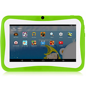 preiswerte Android-Tablets-BDF BDF_768 7 Zoll Android Tablet ( Android 4.4 1024 x 600 Quad Core 512MB+8GB )
