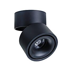 preiswerte LED-Systemleuchten-1 set 10 W 800 lm 1 LED-Perlen Leicht zu installieren Deckenleuchten LED Deckenstrahler Warmes Weiß Weiß 220-240 V 110-120 V kommerziell Zuhause / Büro Wohn- / Esszimmer