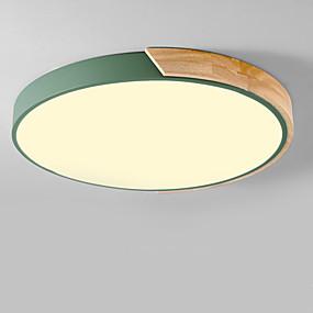 povoljno Lámpatestek-5-Light Flush Svjetla Downlight Slikano završi Metal LED 110-120V / 220-240V Meleg fehér / Bijela