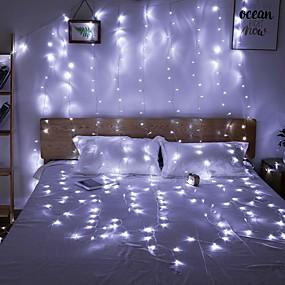 preiswerte Light-3M Leuchtgirlanden 300 LEDs LED Diode Warmes Weiß / Weiß / Blau Wasserfest / Party / Dekorativ 220-240 V 1pc / Verbindbar / IP44