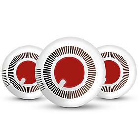 preiswerte Sensoren & Alarmanlagen-JKD-509 Rauch- und Gasmelder für