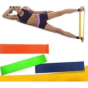 voordelige Pilates-Fitnessband Suspension Trainer Kumi Krachttraining Optrekken Fysiotherapie Gewichtheffen Training&Fitness Gym training Voor