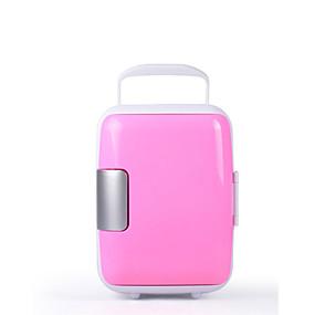 preiswerte Sport & Outdoor-Minikühlschrank Elektrischer Kühler und Wärmer 4 L Einzeln Hochwärmegedämmt zum PP+ABS Draussen Camping & Wandern Blau Rosa