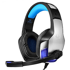 voordelige Gaming-KOTION EACH G5300 Gaming Headset Bekabeld Gaming Stereo