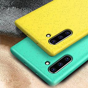 povoljno Maske za mobitele-ekološki prihvatljiv silikonski etui za kućište samsung galaxy note 10 zaštitni jastuk za zračne jastuke za Samsung Galaxy Note 10 pro tpu futrole