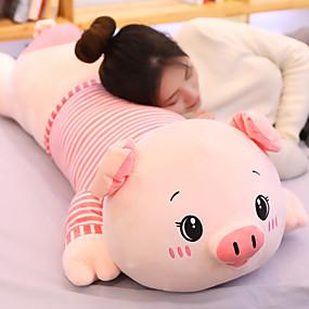 baratos Brinquedos-Porco Animais de Pelúcia Animais Tamanho Grande Para Meninas Brinquedos Dom