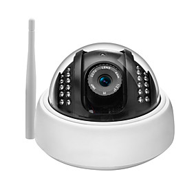 cheap Indoor IP Network Cameras-BESDER Hd Wireless Webcam Conch Hemisphere Intelligent Monitoring Home Night Vision Security Equipment