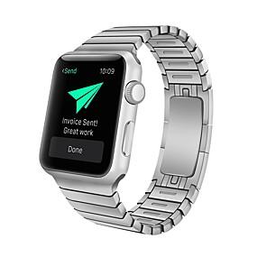 preiswerte Smartwatch-Zubehör-Uhrenarmband für Apple Watch Series 4 / Apple Watch Series 3 Apple Klassische Schnalle Edelstahl Handschlaufe