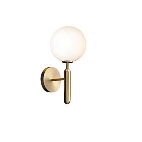 billige Gangbelysning-Nytt Design Moderne Moderne Vegglamper Stue / Soverom Metall Vegglampe 110-120V / 220-240V