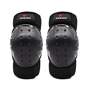 preiswerte Schutzausrüstung-Kniebandage für Skifahren / Eislaufen / Skateboarding Schutz / Passend für linke oder rechte Knie / Sicherheits Ausstattung 1 Paar Oxford Tuch / PP / EVA