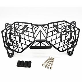 preiswerte Leucht-Deko fürs Auto-motorrad scheinwerfergitter licht abdeckung schutzfolie für triumph tiger 1200xc explorer 12-17