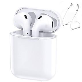 preiswerte Computer & Büro-ursprünglicher i30 tws zutreffender drahtloser earbuds Kopfhörer stützt Pop-upfunktions-Notensteuerung 6d Superbass bluetooth 5.0