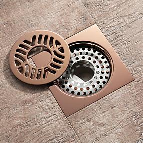 preiswerte Bodenabfluss-Abfluss Neues Design Moderne Messing 1pc - Bad