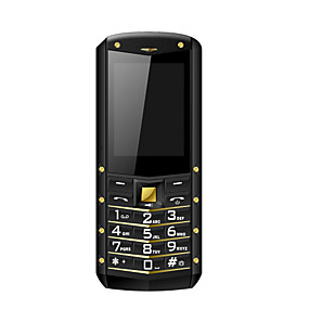 "preiswerte Feature-Telefone-AGM 2.4 Zoll "" Handy (+ Qualcomm Snapdragon 653 1970 mAh mAh) / 320 x 240"