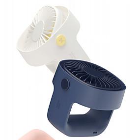 preiswerte Fan-33/5000 heiße Art kundenspezifischer Tischplattenminifan usb mit kleinem Fan der Batterie für das aufladende Studentenbüro