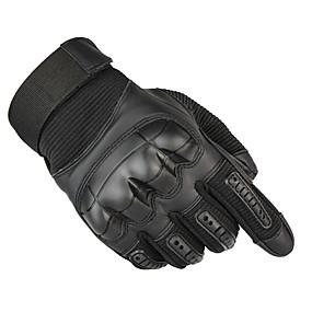 billige Nyankomne i oktober-utendørs taktiske hansker ridning trening fitness berøringsskjermen hansker fjellklatring motorsykkel hansker