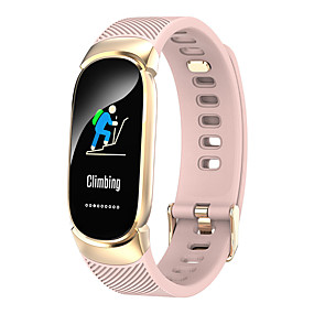 billige Elektrisk utstyr og verktøy-qw16 smart armbånd bt fitness tracker support varsle / pulsmåler vanntett sports smartwatch-kompatible ios / Android-telefoner
