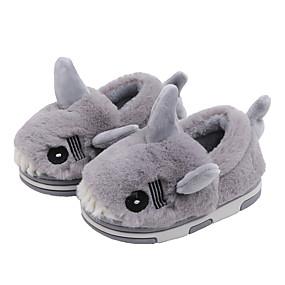 preiswerte Schuhe für Kinder-Jungen / Mädchen Komfort Kunstpelz Loafers & Slip-Ons Kleinkind (9m-4ys) / Kleine Kinder (4-7 Jahre) Walking Fuchsia / Kaffee / Rosa Winter / Gummi