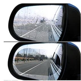 cheap Car Stickers-2pcs car rearview mirror rain film side window film mirror full screen anti-fog nano waterproof film