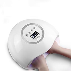 levne Sušička a lampa na nehty-Sušič na nehty 72 W Pro # Nástroj na nehty stylové Denní Bezpečnost / Nový design / Ergonomický design