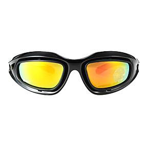 billige Nyankomne i oktober-militære taktiske vernebriller motorsykkel ridebriller solglassløs