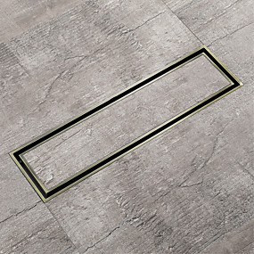 preiswerte Bodenabfluss-Abfluss Neues Design Moderne Messing 1pc bodenmontiert