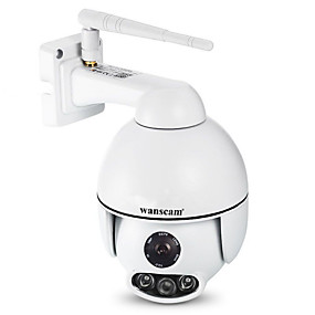 preiswerte Wanscam-wanscam k54 2mp ip kamera 6mm objektiv wifi unterstützung 4x digital zoom (zoom in verkleinert app) nachtsicht outdoor ip66 wasserdicht audio nachtsicht fernzugriff bewegungserkennung