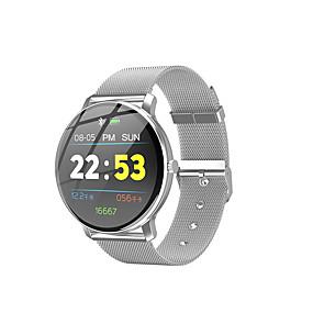 billige Elektrisk utstyr og verktøy-r88 smartklokke bt fitness tracker support varsle / pulsmåler sport rustfritt stål smartwatch kompatibel iphone / samsung / android telefoner