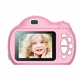 preiswerte CCTV Kameras-kinder mini kamera kinder pädagogisches spielzeug für kinder baby geschenke geburtstagsgeschenk digitalkamera 1080 p projektionsvideokamera
