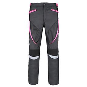 cheap Women-Women's Cycling Pants Bike Pants / Trousers Bottoms Breathable Quick Dry Anatomic Design Sports Solid Color Pink Mountain Bike MTB Road Bike Cycling Clothing Apparel Race Fit Bike Wear