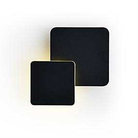 preiswerte Under $49.99-Neues Design LED / Moderne zeitgenössische Wandlampen Schlafzimmer / Studierzimmer / Büro Metall Wandleuchte 110-120V / 220-240V 5 W