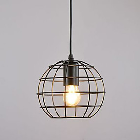 cheap Mini-Style Pendant Lights-Novelty Pendant Light Ambient Light Painted Finishes Metal Creative 110-120V / 220-240V