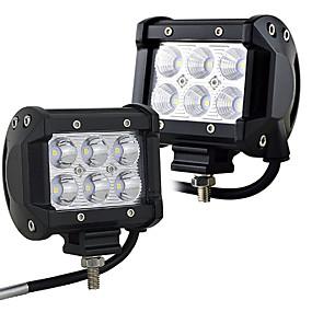 preiswerte Ausverkauf-2pcs Auto Glühbirnen LED-Arbeitslicht für Universalfahrzeuge