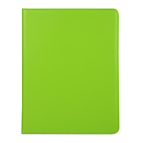 cheap iPad case-Case For Apple iPad Pro 12.9'' Magnetic / Auto Sleep / Wake Up Full Body Cases Solid Colored PU Leather / TPU