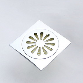 preiswerte Bodenabfluss-Abfluss Neues Design / Cool Modern Metal 1pc Wandmontage