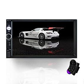 billige Nyankomne i oktober-7023b 7 tommers hd auto radio bil multimediaspiller bil mp5 spiller berøringsskjerm bluetooth usb bakfra