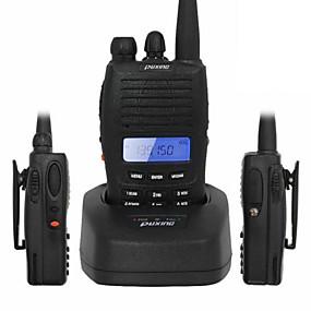 preiswerte Schutz & Sicherheit-puxing px-777 walkie talkie vhf 136-174 mhz 5 watt vox ctcss dcs fm funk