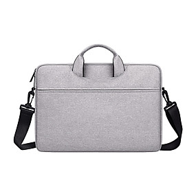 cheap Sleeves,Cases & Covers-Multi-Functional Laptop Bag Laptop Sleeve With Strap For All Brands Laptops Computer Case