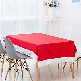 preiswerte Partydekoration-Klassisch Nicht gewebt Quadratisch Tischdecken Urlaub Weihnachten Tischdekorationen