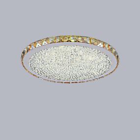 povoljno Lámpatestek-Kristal Flush Mount Downlight Slikano završi Metal Mini Style, LED 110-120V / 220-240V Meleg fehér / Hladno bijela Uključen je LED izvor svjetlosti / Integrirano LED svjetlo