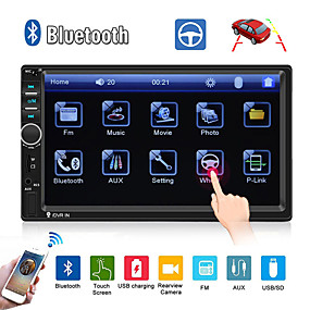 preiswerte Premium Electronics,  Up To 87% Off-swm 7018b 7 zoll 2 din andere os auto mp5 player / auto mp4 player / auto multimedia player touchscreen / mp3 / eingebaute bluetooth für universal cinch / tv out / bluetooth unterstützung mpeg / avi