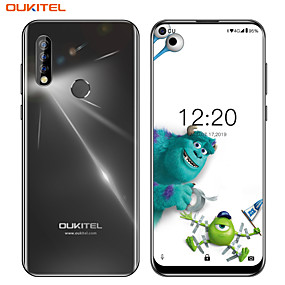 "cheap Cell Phones-OUKITEL C17 6.35 inch "" 4G Smartphone (3GB + 16GB 5 mp / 13 mp MediaTek MT6763t 3900 mAh mAh) / Dual Camera"