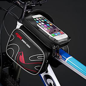 preiswerte Fahrradabdeckung-Handy-Tasche 6 Zoll Touchscreen Radsport für Radsport Blau Rote Grün Rennrad Radsport / Fahhrad Freizeit-Radfahren