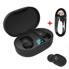 levne Hraní her-Hodieng a6s bezdrátová sluchátka pro airdots earbuds bluetooth 5.0 tws sluchátka s mikrofonem pro potlačení šumu pro iphone huawei samsung xiaomi redmi