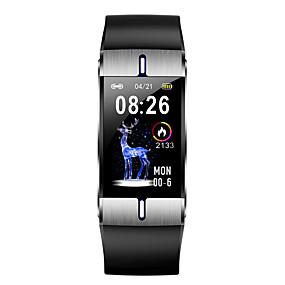 billige Nyheter-bm08 smart armbånd bluetooth fitness tracker støtte varsle / blodtrykk oksygenmåling vanntett smartklokke for samsung / iphone / android telefoner