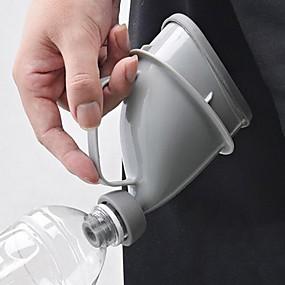 preiswerte Reisesicherheit-Urinaltrichter Kunststoff Tragbar / Camping & Wandern Glatt